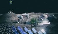 Ученые нашли способ добывать кислород из лунной пыли