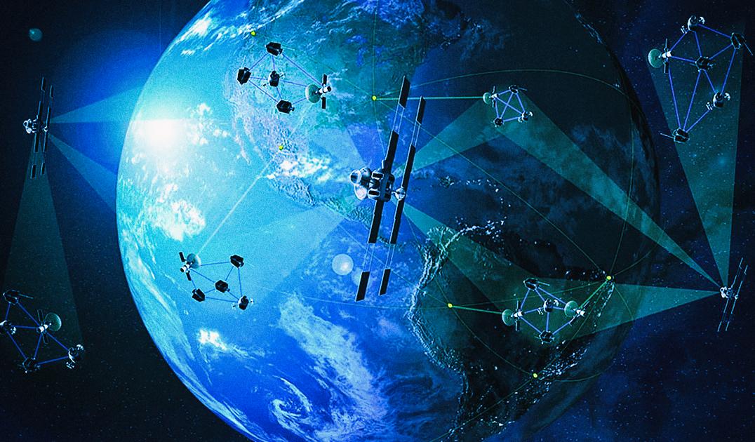 Эксперты призывают разработать систему для защиты от столкновений спутников