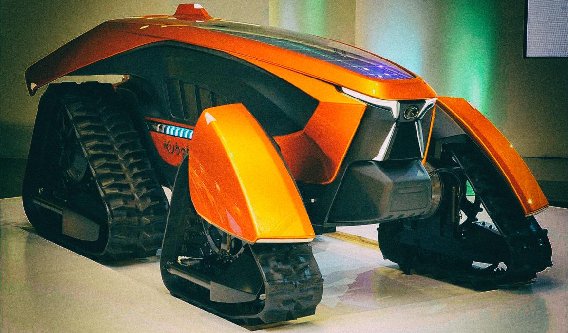 Представлен автономный робот-трактор для сельскохозяйственных нужд