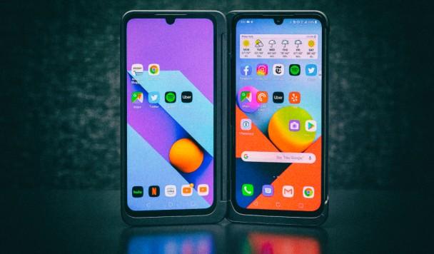 Смогут ли смартфоны LG составить конкуренцию Galaxy Fold