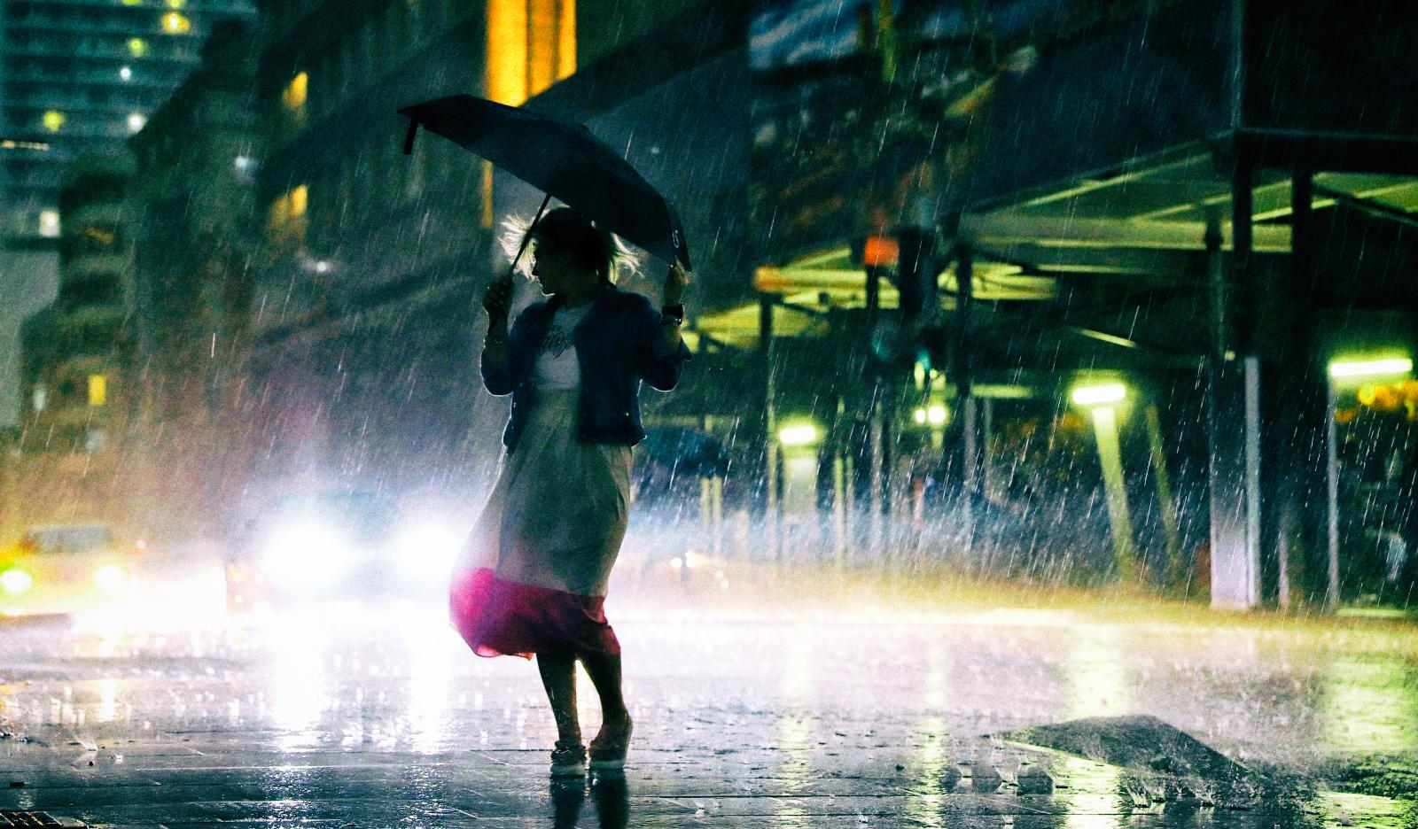 Дождь может стать эффективным источником возобновляемой энергии