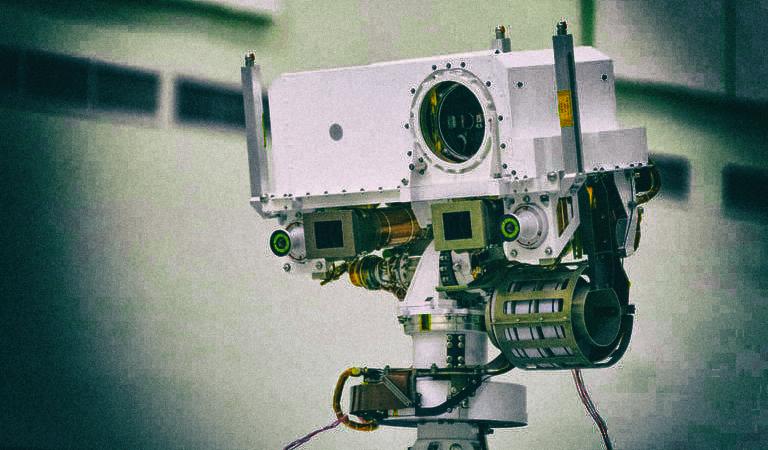 Следующий марсоход NASA получит лазер, способный превращать камни в пар