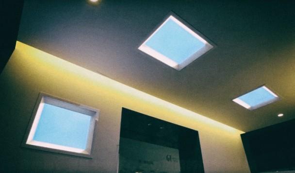 Созданы искусственные окна, свет которых неотличим от естественного дневного