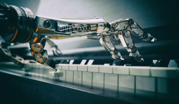 Инженер превратил свою роботизированную руку в музыкальный инструмент