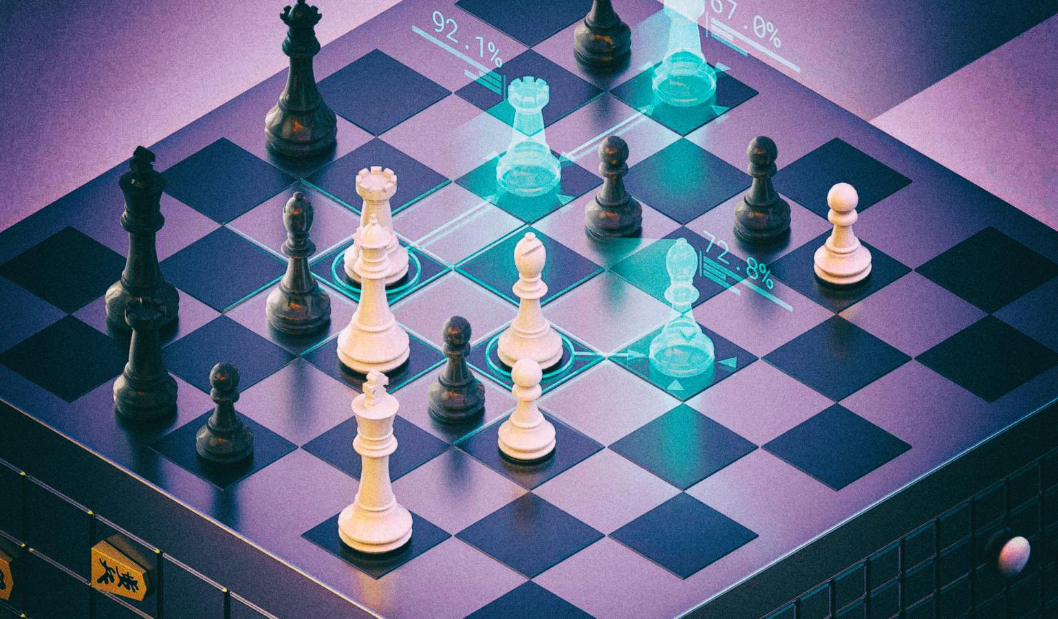 Шахматы набирают популярность на игровых стримах