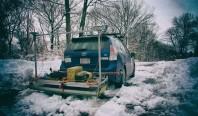 Беспилотные автомобили научились видеть дорогу сквозь слой снега