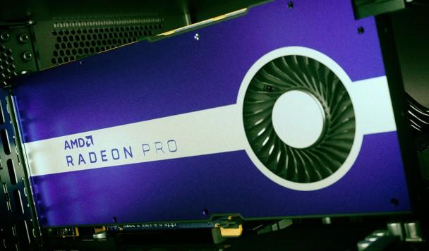 Новые видеокарты от AMD для профессиональных дизайнеров и архитекторов