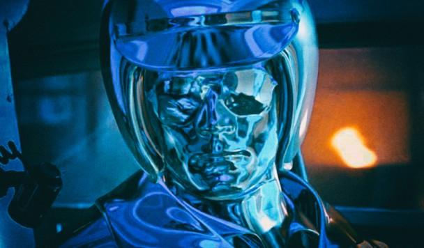 Ученые хотят создавать роботов из плавучего жидкого металла