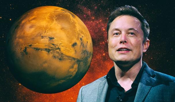 """Илон Маск: """"Моя цель - доставить человечество на Марс до того, как я умру"""""""