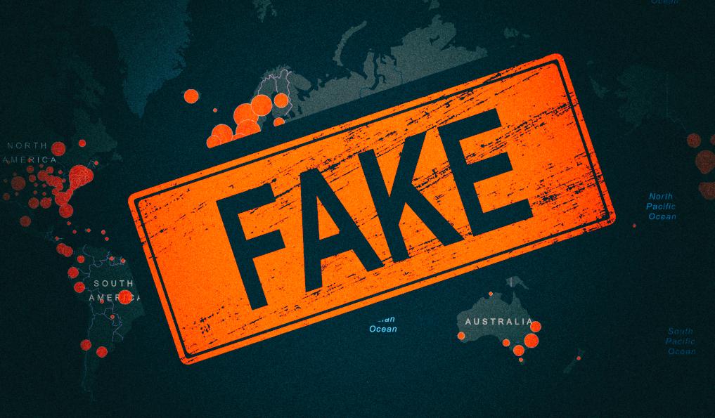 Хакеры используют карты коронавируса для распространения вирусов компьютерных