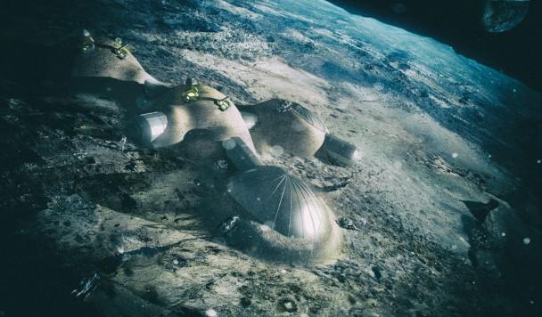 NASA вынуждено отложить постройку лунной базы