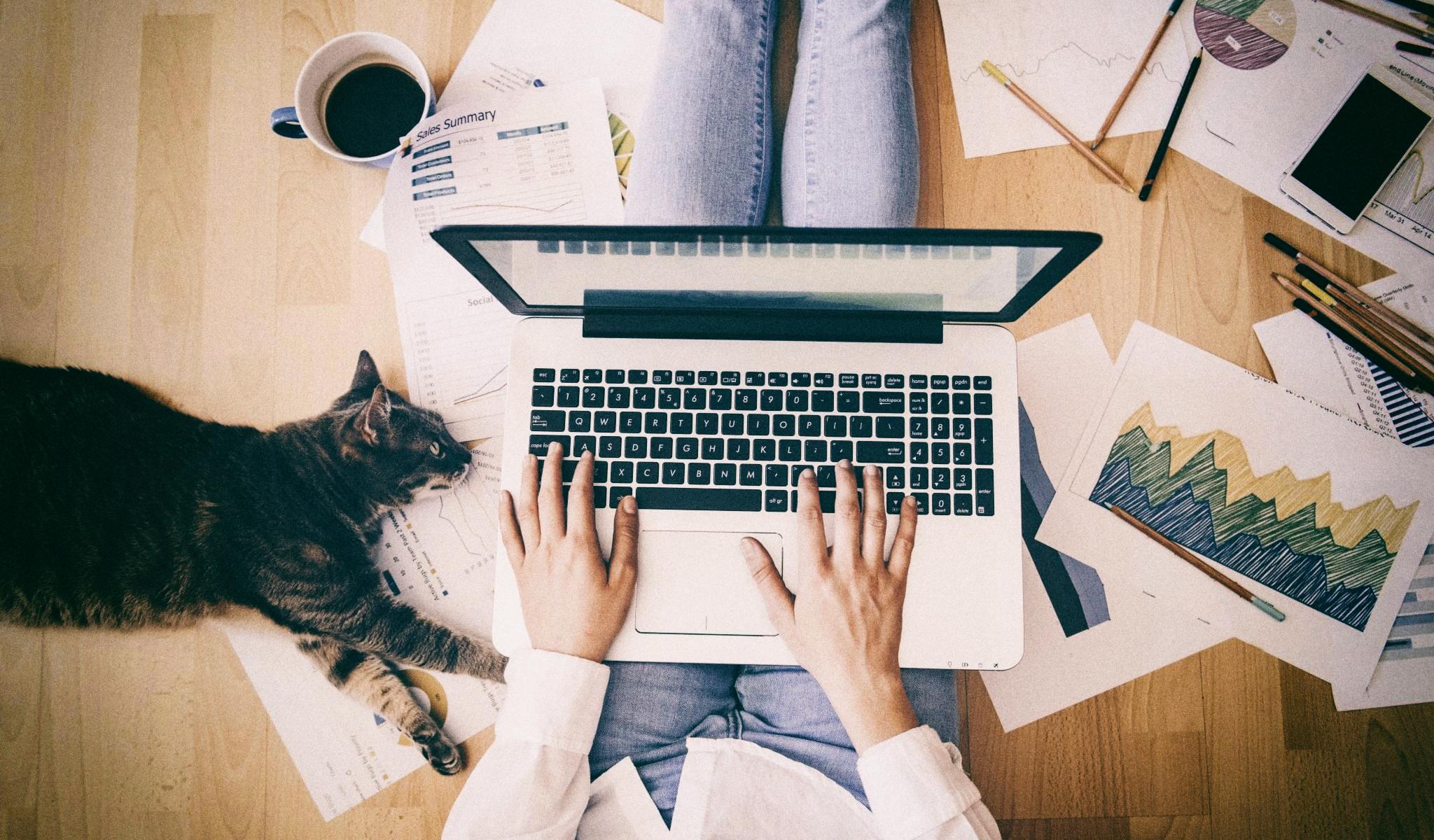 8 советов, как продуктивно работать из дома