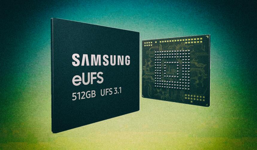 Новая память от Samsung позволит смартфонам работать намного быстрее