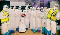 Китай запустил первую больницу, полностью управляемую роботами