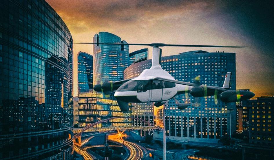 Представлен самый безопасный летающий автомобиль