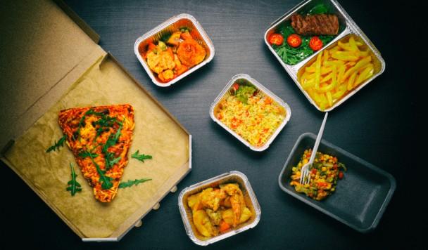 Google Maps начал отображать рестораны услугой доставки еды на дом