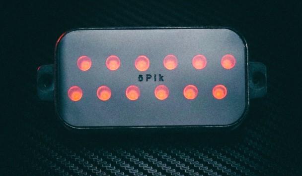 Создан оптический гитарный звукосниматель, настраиваемый через смартфон