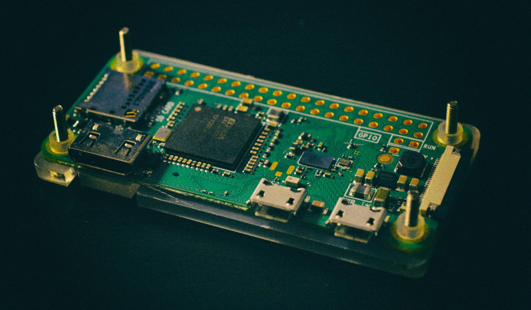 Разработан аппарат ИВЛ под управлением одноплатного компьютера Raspberry Pi