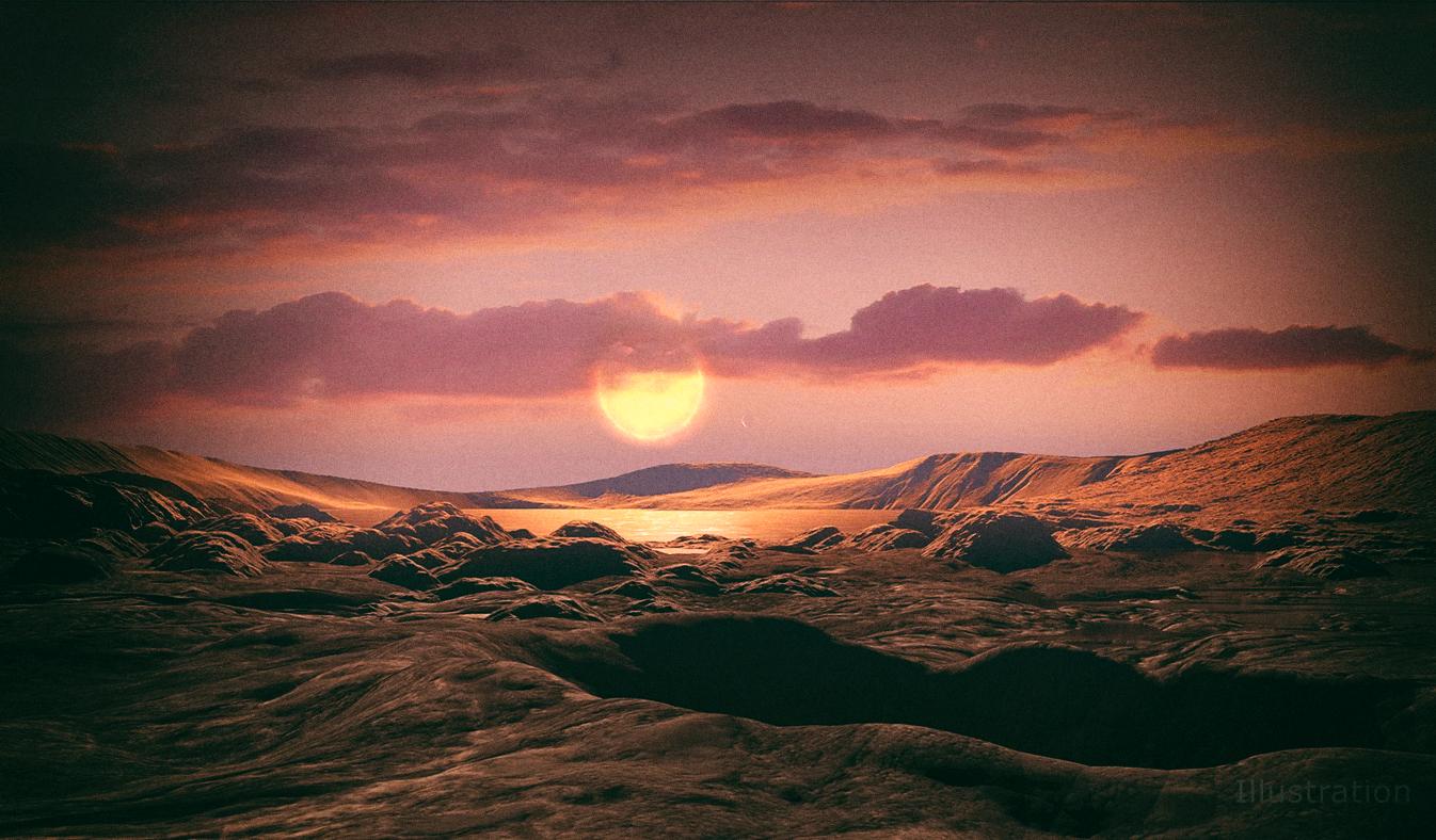 Астрономы обнаружили самый похожий на Землю мир из всех, найденных прежде