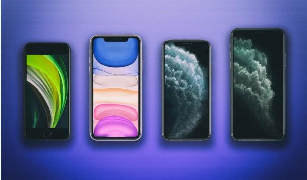 Сравниваем айфоны: iPhone SE 2020 против iPhone 11, 11 Pro и Pro Max