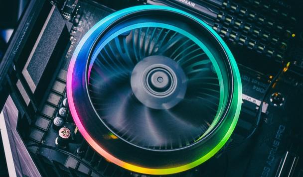 Данные с защищенного компьютера можно украсть через вибрацию кулера
