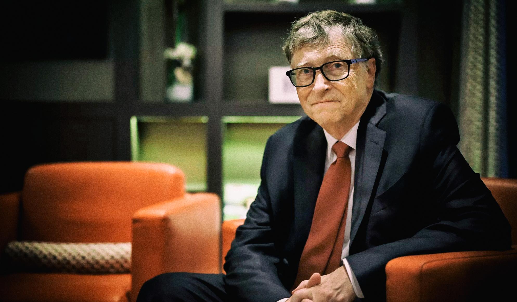 Билл Гейтс рассказал, каким он видит мир после коронавируса