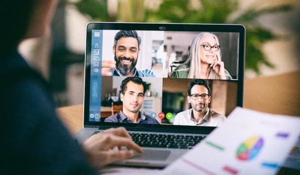 Почему видеоконференции так утомляют участников, и что с этим делать