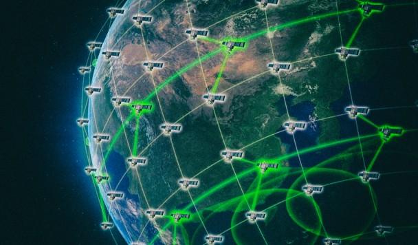 DARPA планирует запустить военную версию космического интернета