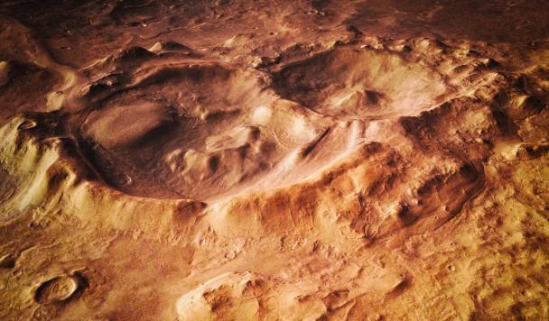 Ученые нашли идеальное место для марсианской колонии