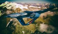 Разработан концепт модульного летающего автомобиля со сменным шасси