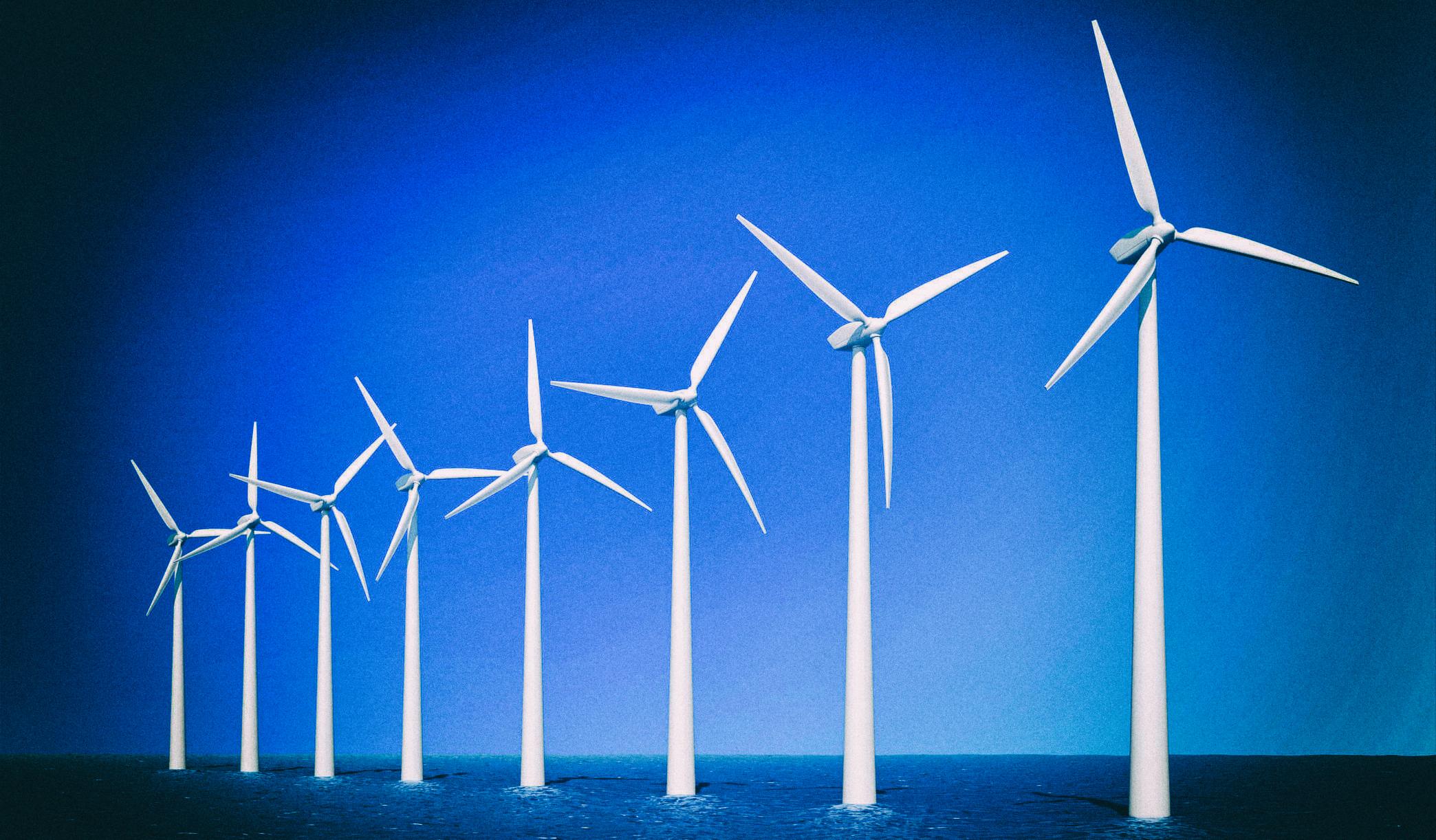 """Дания будет строить """"энергетические острова"""", вырабатывающие электричество"""
