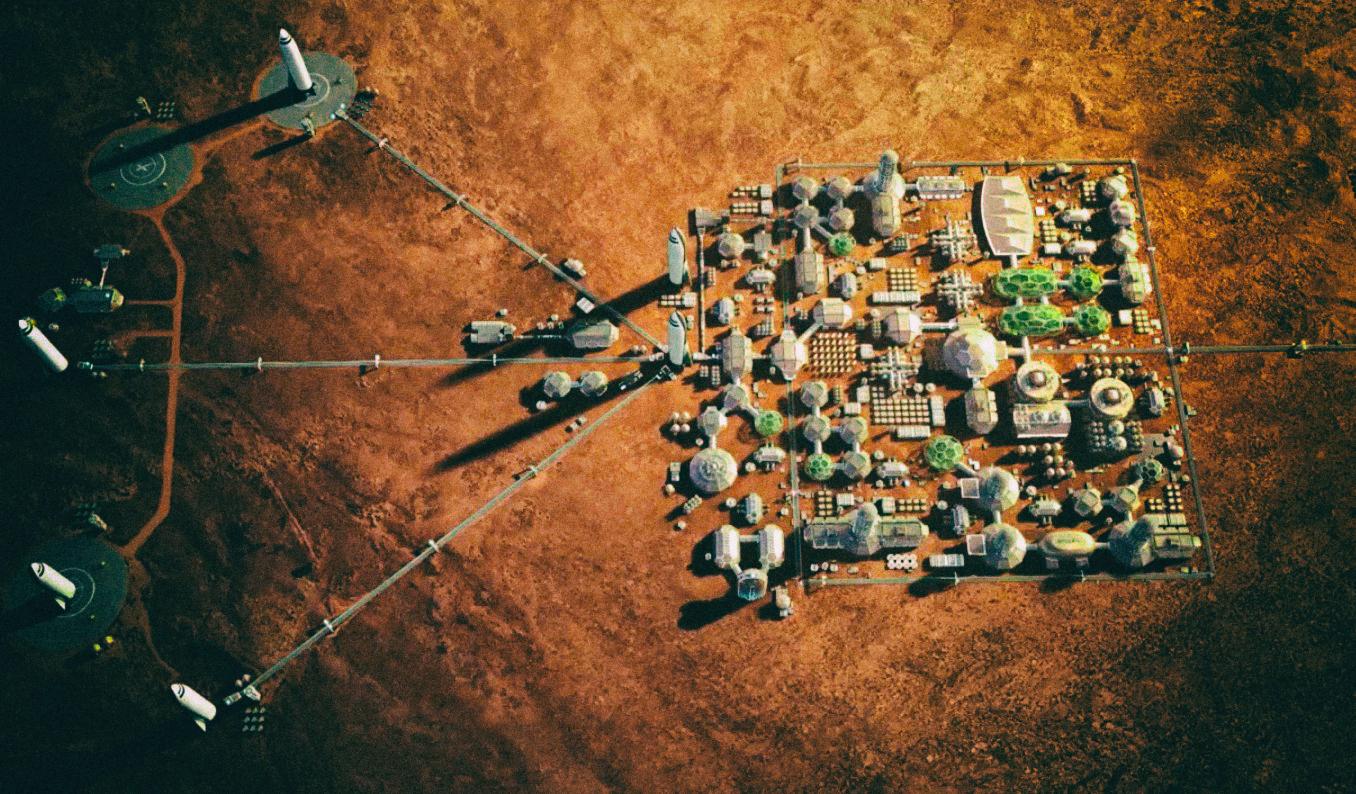 """Астробиолог: """"Марсианских поселенцев нужно генетически модифицировать"""""""