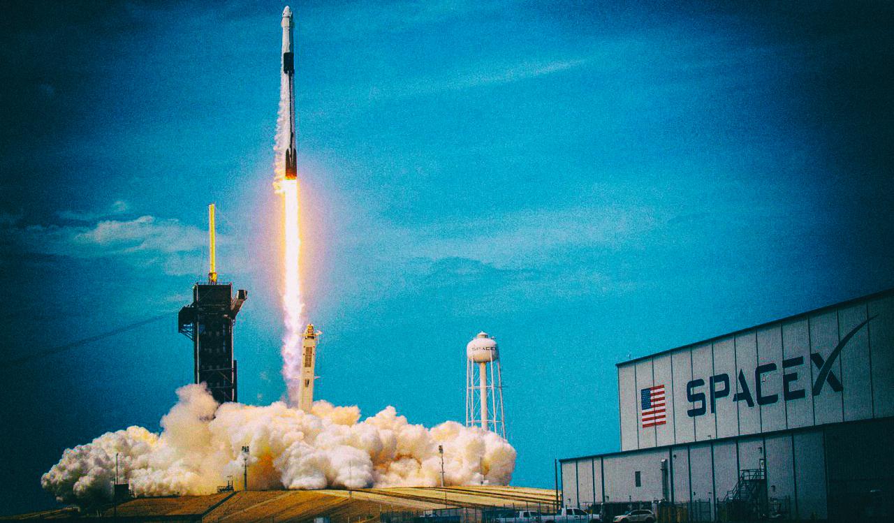 SpaceX Crew Dragon запущен. Космос уже никогда не будет прежним