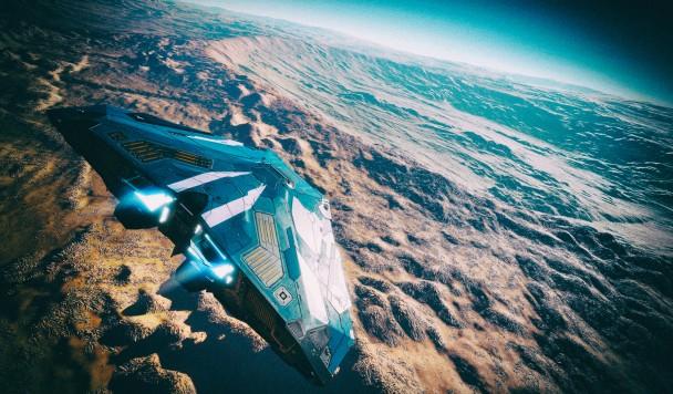 Анонсировано самое масштабное дополнение к космическому симулятору Elite Dangerous