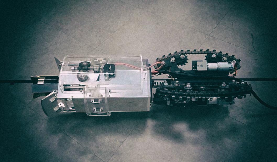 Кроты вдохновили ученых на создание робота для инопланетных раскопок