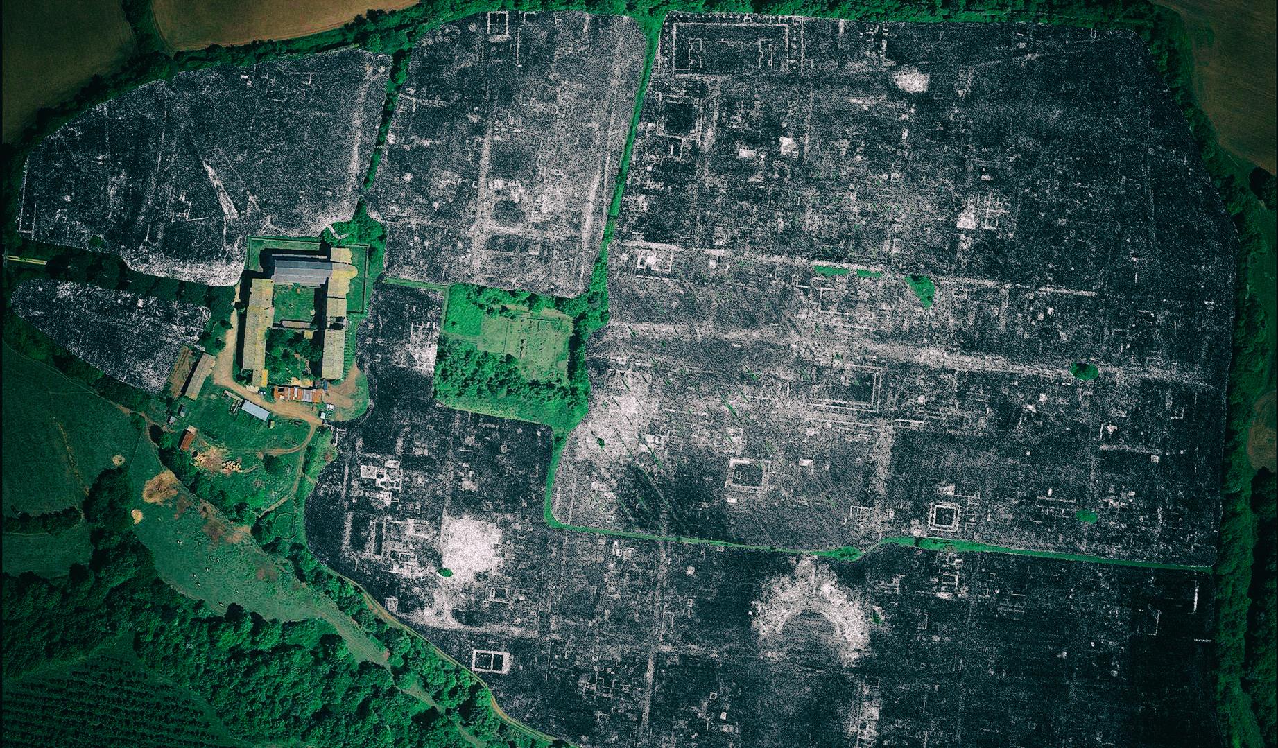 """""""Подземный радар"""" позволяет картографировать древние города"""