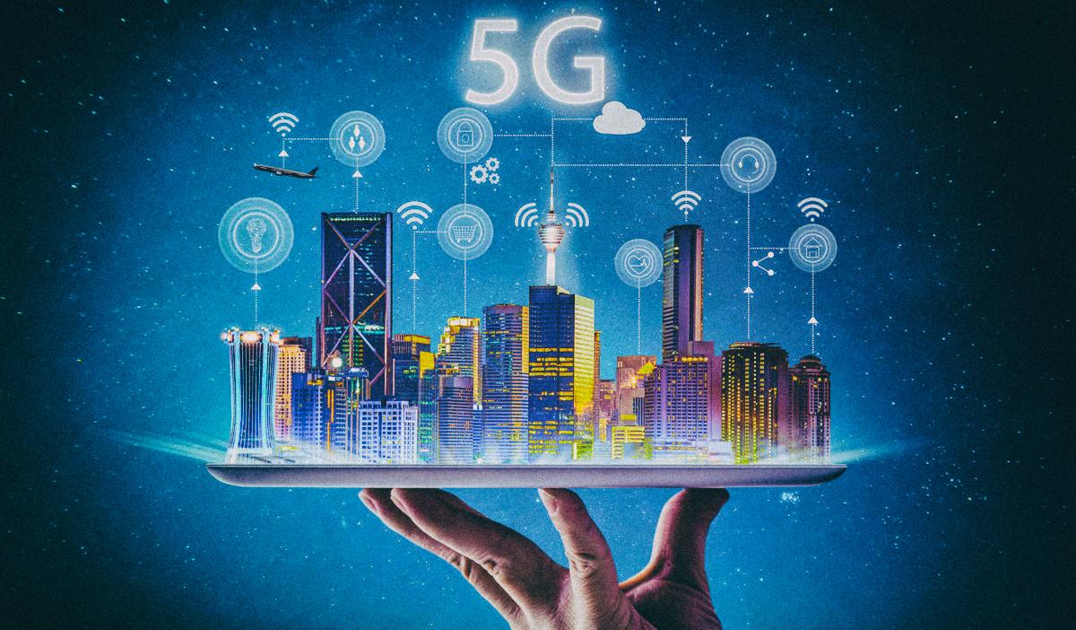 Половина мирового мобильного трафика будет приходиться на 5G к 2025 году