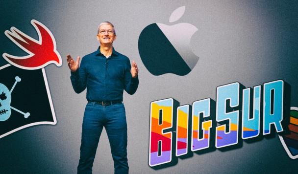 10 главных анонсов конференции Apple WWDC 2020