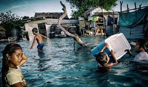 """В ООН впервые официально заговорили о """"климатических беженцах"""""""