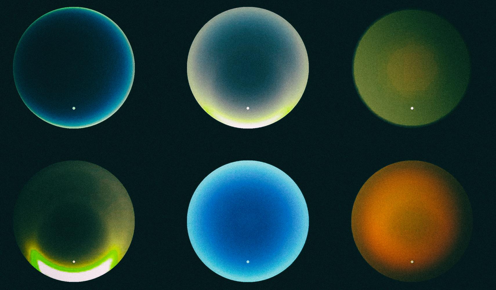 Ученые показали, как выглядят закаты на чужих планетах