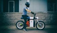 В Беларуси разработан ретрофутуристический электромотоцикл