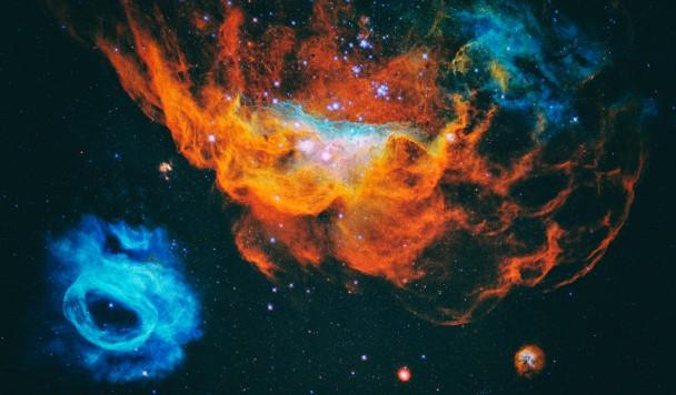 Лучшие космические фото за весь второй квартал 2020