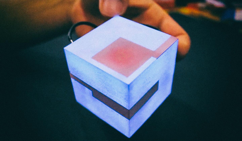 Распыляемый сенсорный дисплей может принимать любую форму