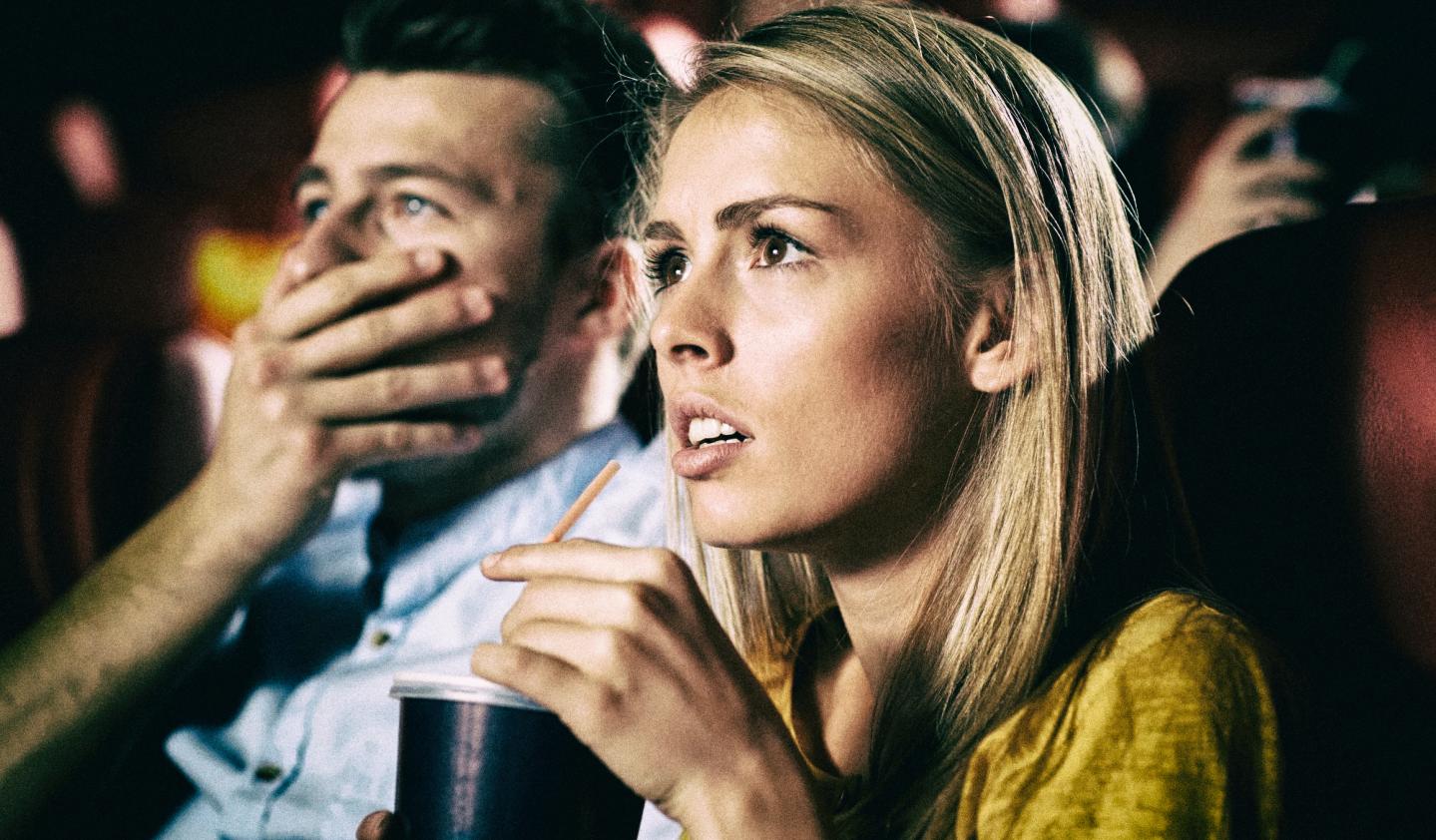 Любители фильмов ужасов лучше справляются со стрессом на фоне пандемии