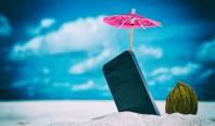 Куда спрятать телефон на пляже