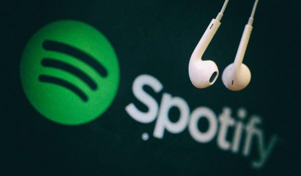 С завтрашнего дня Spotify заработает в Украине официально