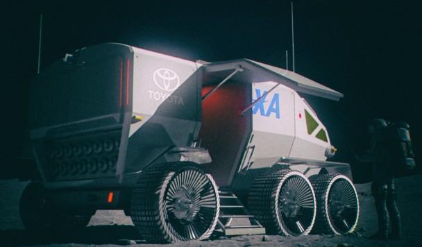 NASA займется разработкой лунного дома на колесах