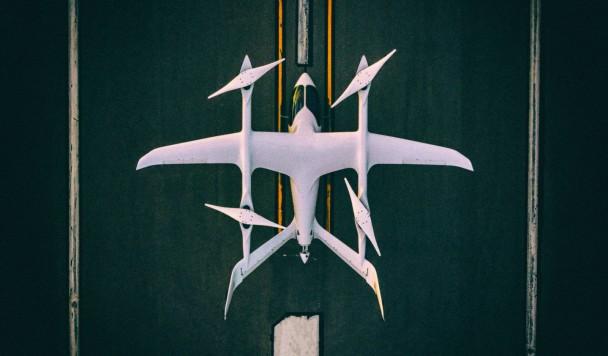 Представлен городской аэромобиль птицевидной конструкции
