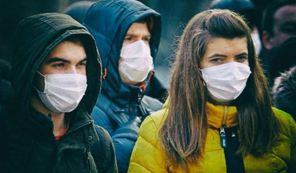 Медицинские маски мешают технологии распознавания лиц