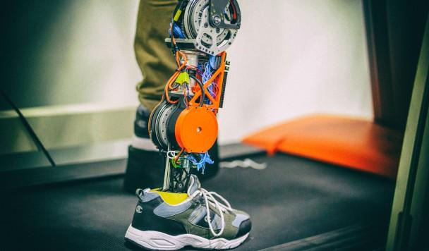 Космические технологии позволяют создавать улучшенные протезы конечностей
